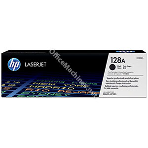 Hewlett Packard No. 128A Laser Toner Cartridge Page Life 2000pp Black