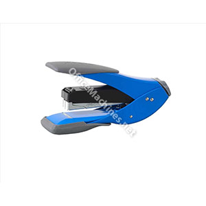 Rexel Easy Touch Stapler Half Strip Capacity 30 Sheets Blue