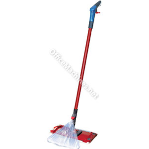 Vileda 1-2 Spray and Clean Mop System Red