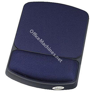 Fellowes 98741 Gel Wrist Rest & Mousepad