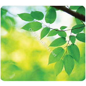 Fellowes 59038 Earth Series Mouse Pad Leaves (6pk)