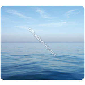 Fellowes 59039 Earth Series Mouse Pad Blue Ocean (6pk)