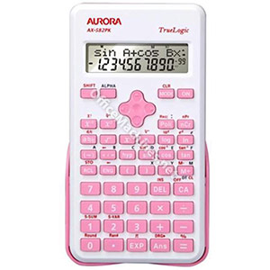 Aurora AX-582PK Scientific Calculator