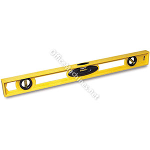 Stanley High Impact Spirit Level 3 Vial 600mm
