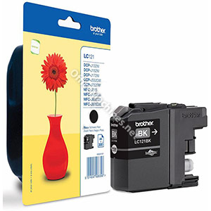 Brother Inkjet Cartridge Page Life 300pp Black
