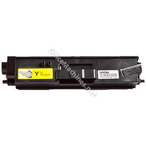 Brother Laser Toner Cartridge Page Life 1500pp Yellow