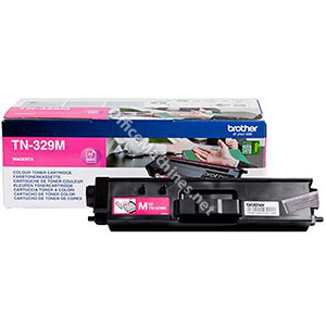 Brother Laser Toner Cartridge Super High Yield Page Life 6000pp Magenta