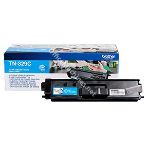 Brother Laser Toner Cartridge Super High Yield Page Life 6000pp Cyan