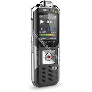 Philips DVT 6000 Digital Recorder Hands-free 4GB Colour Display
