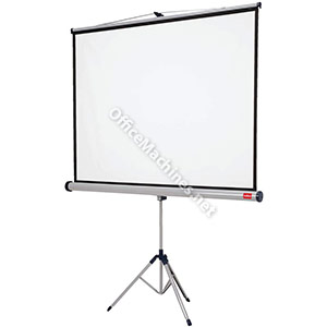 Nobo Tripod Widescreen Projection Screen W1500xH1138