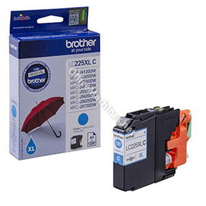 Brother Inkjet Cartridge High Yield 11.8ml Page Life 1200pp Cyan
