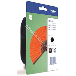 Brother Inkjet Cartridge High Yield Page Life 2400pp Black