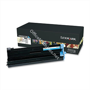 Lexmark Imaging Drum Unit Page Life 30000pp Cyan