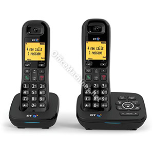 BT 1600 Dect Telephone Twin