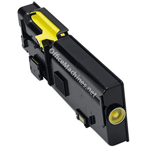 Dell YR3W3 Laser Toner Cartridge Page Life 4000pp Yellow