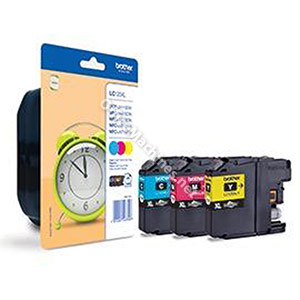 Brother Inkjet Cartridge Page Life 1200pp C/M/Y