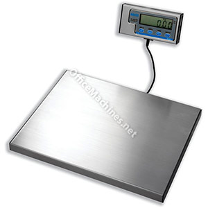 Salter WS Electronic Parcel Scale Portable with Detached LCD 20g Increments Capacity 60kg
