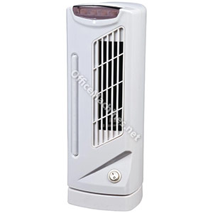 Connect-it Mini Tower Fan 3 Speed 90° Oscillation 40W H330mm