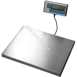 Salter WS Electronic Parcel Scale Portable with Detached LCD 50g Increments Capacity 120kg