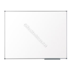 Nobo 1905212 Basic Steel Magnetic Whiteboard 1500 x 1000mm