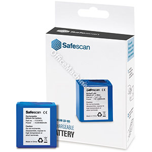 Safescan LB-105 Rechargeable Battery For 155i and 165i