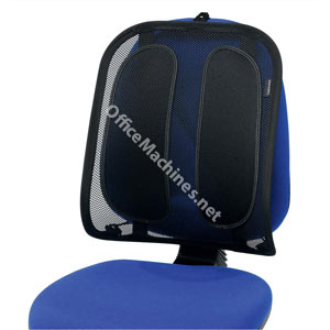 Fellowes 9191301 Mesh Back Support