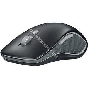 Logitech M510 Wireless Mouse Optical Bluetooth with USB Nano-Receiver 2.4GHz
