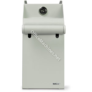 Safescan 4100W White Point of Sale Safe