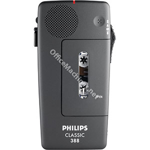 Philips 388 Analogue Pocket Memo Rechargeable