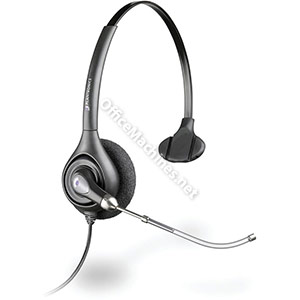 Plantronics Headset SupraPlus Wired Quick Call Comfortable