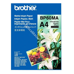 Brother BP60MA A4 Matt Paper