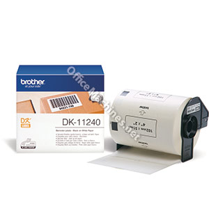 Brother DK11240 Barcode Labels