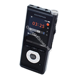 Olympus DS-2600 Digital Voice Recorder with Slide Switch and DSS Player Software
