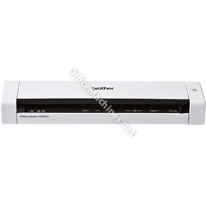 Brother DS720D 2 Sided Mobile Document Scanner