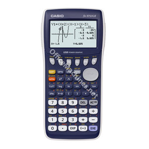 Casio FX9750II Graphic Calculator