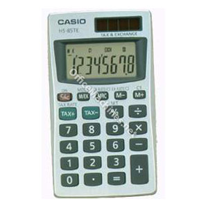 Casio HS85TE Handheld Calculator