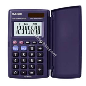 Casio HS8VER Handheld Calculator