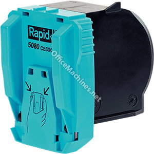 Rapid 5080 Cassette with 5000 Staples