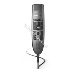 Philips SMP3700 SpeechMike Premium Touch Dictation Microphone