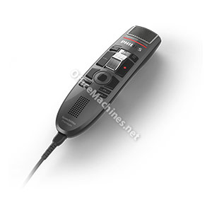 Philips SMP3710 SpeechMike Premium Touch Dictation Microphone - INT Slider