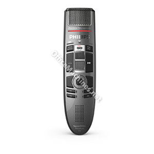 Philips SMP4010 SpeechMike Premium Air Slide Switch Dictation Microphone