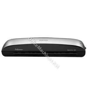 Fellowes Spectra 125 A3 Moderate Use Laminator