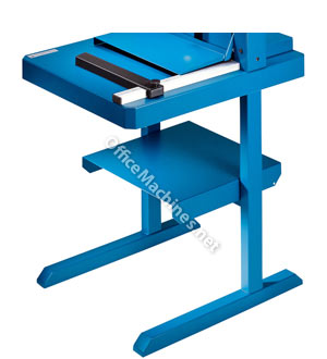 DAHLE Supporting Table with Waste Tray for 842 and 846