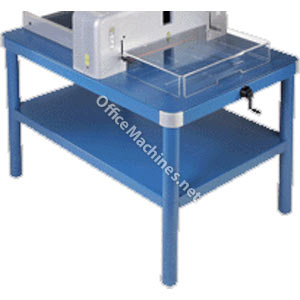 DAHLE Supporting Table with Waste Tray for 858