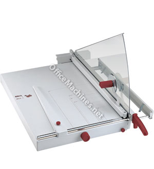IDEAL 1071 - Ex Showroom A2 Professional Guillotine with front stop