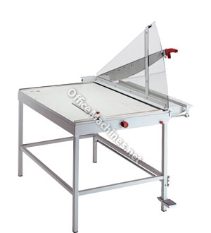 IDEAL 1110 - 75 Degree A1 Large Format Guillotine with Stand