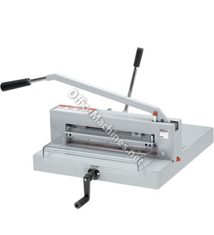 IDEAL 4305 Manual Professional A3 - 430mm Cut Guillotine
