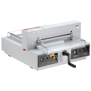IDEAL 4350 Electric Professional A3 Guillotine with Auto Clamp