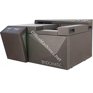 RENZ Bindomatic Accel Ultra+ Thermal Office Binding System