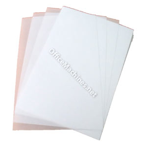 RENZ Plastic Free A4 Eco Binding Covers